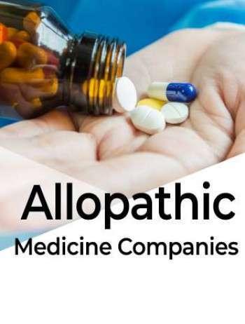 Allopathic Medicine Companies